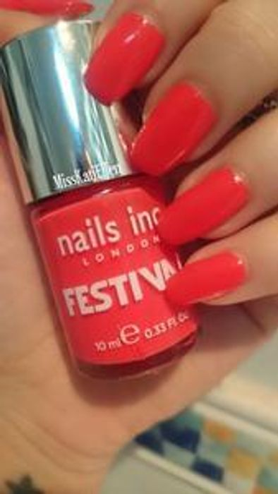 Nails inc Festival Fever collection - 8 for £11.95 delivered