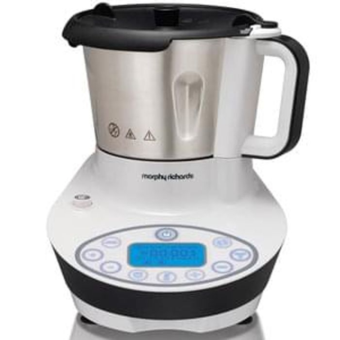 SAVE MEGA MONEY! Morphy Richards Supreme precision 10-in-1 multicooker 562000