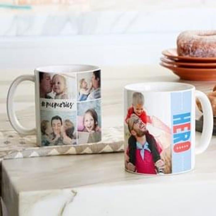 Free Personalised Photo Mug Pp O2 Priority