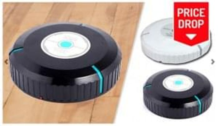 Robotic Floor Sweeper Deal £12.99