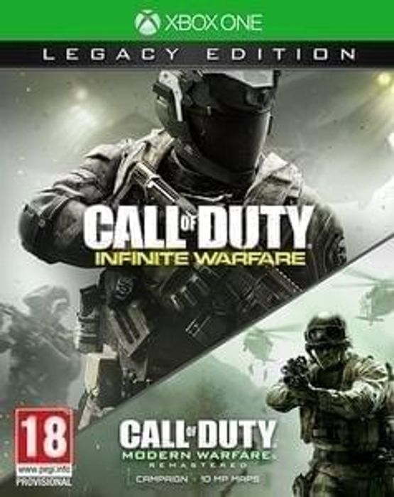 Call of Duty: Infinite Warfare - Legacy Edition (Xbox One) [Used]