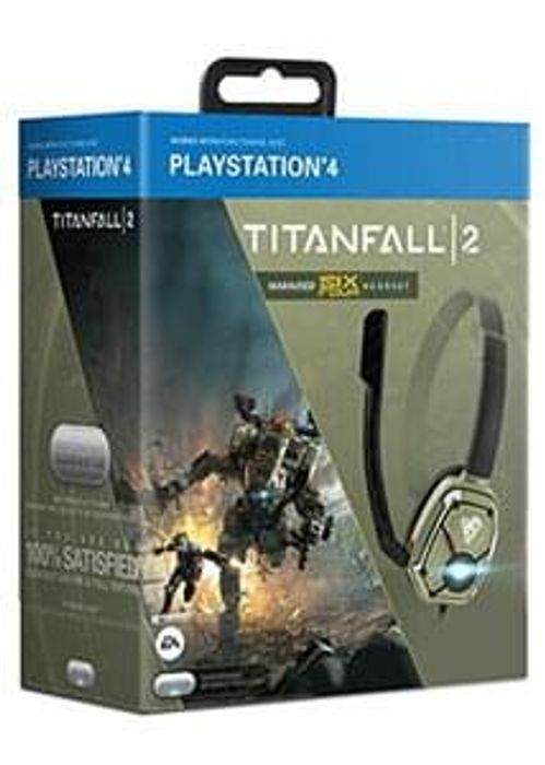 PDP Officially Licensed Titanfall 2 Chat Headset (PS4)