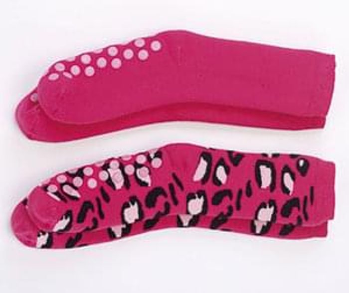 8 Pairs of ADORE ANIMAL SNUGGLE SOCKS SIZE - 4-8