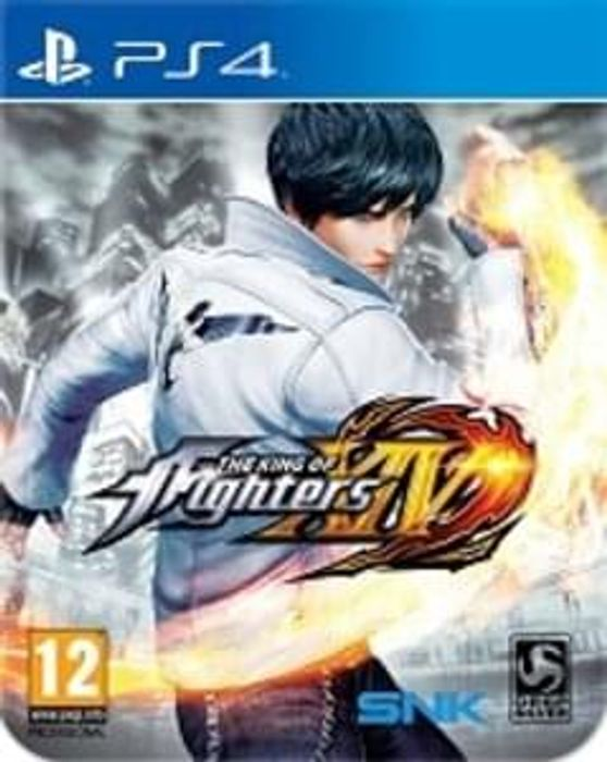 King of Fighters XIV (PS4) - Like New