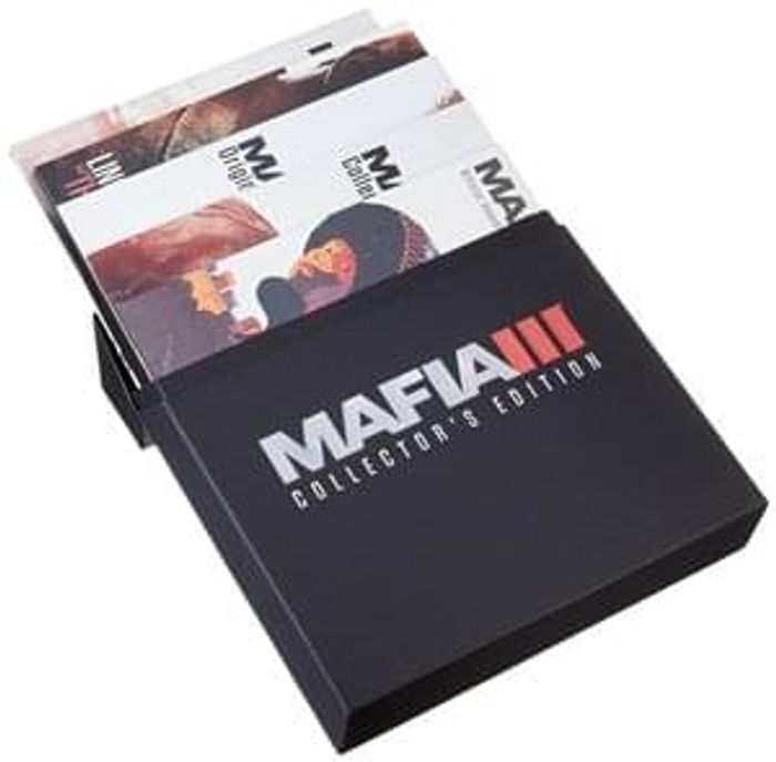 Mafia III - Collector's Edition - (PS4)