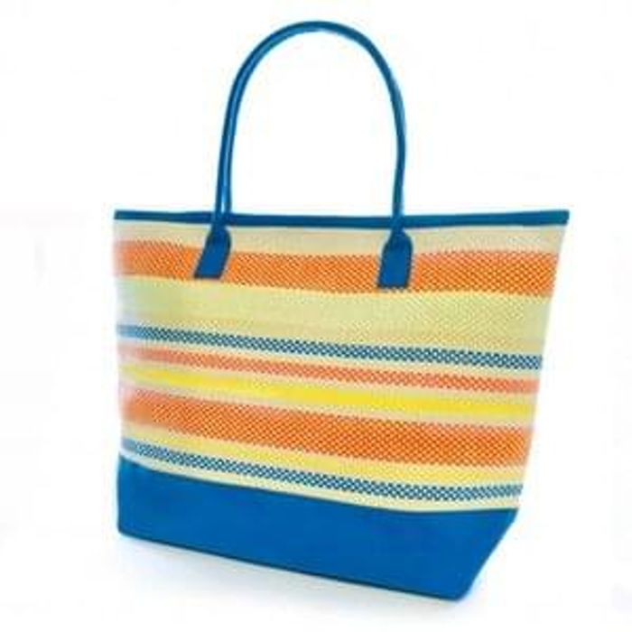 Summer canvas bag