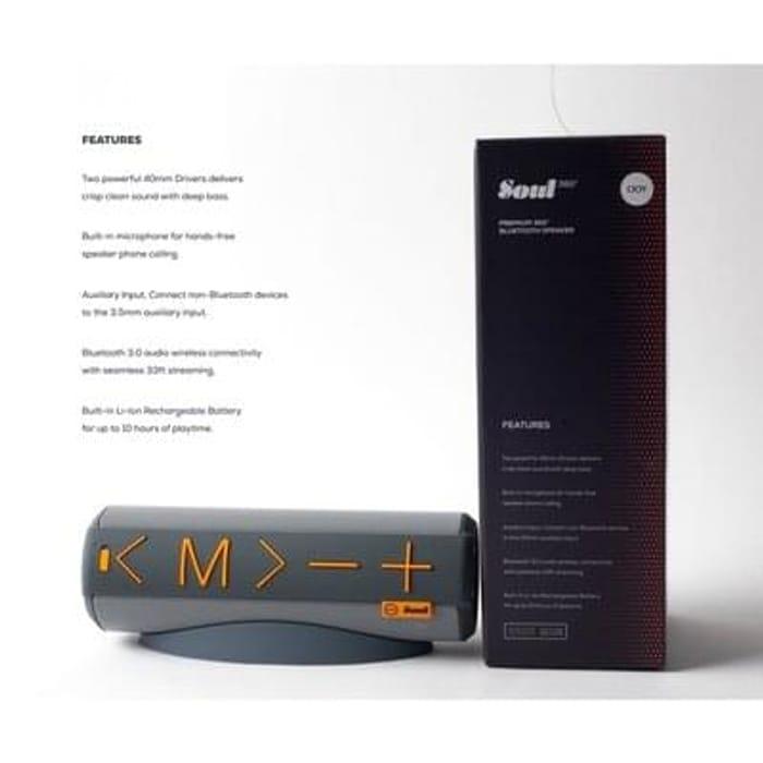 IJoy Soul 360 wireless Bluetooth Speaker