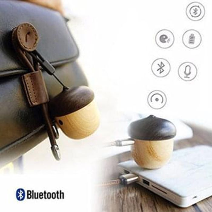 Nuts Portable Mini Bluetooth Wireless Speaker FREE DELIVERY