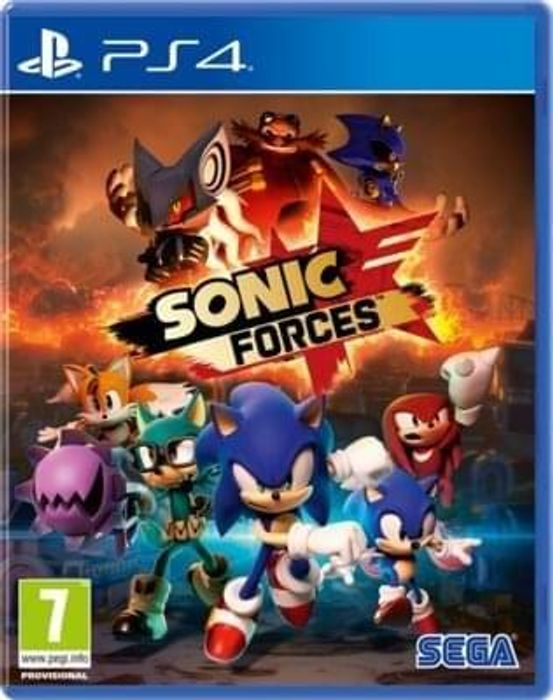 Sonic Forces (PS4) Pre-Order