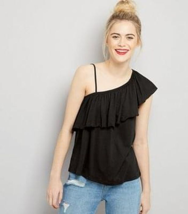 New Look Frill Top Size 8-12