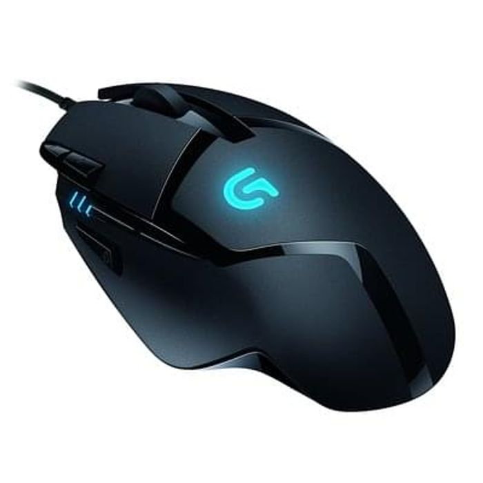 LOGITECH Hyperion Fury FPS Gaming Mouse £20 Off + EXTRA £5 Off - NOW HALF PRICE!