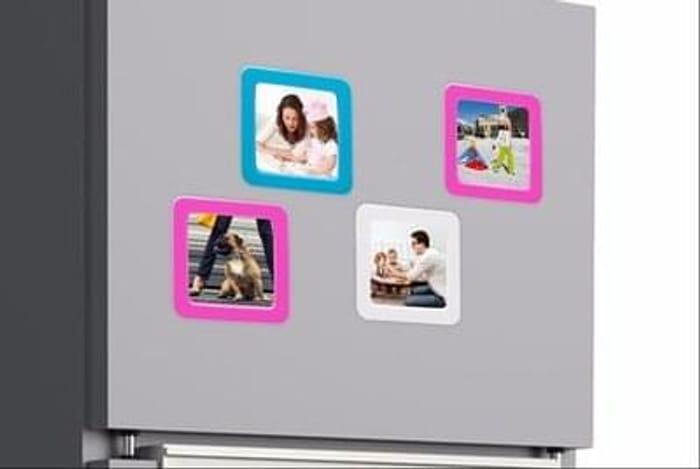 Mini Magnetic Photo Frame - 1, 2 or 3!
