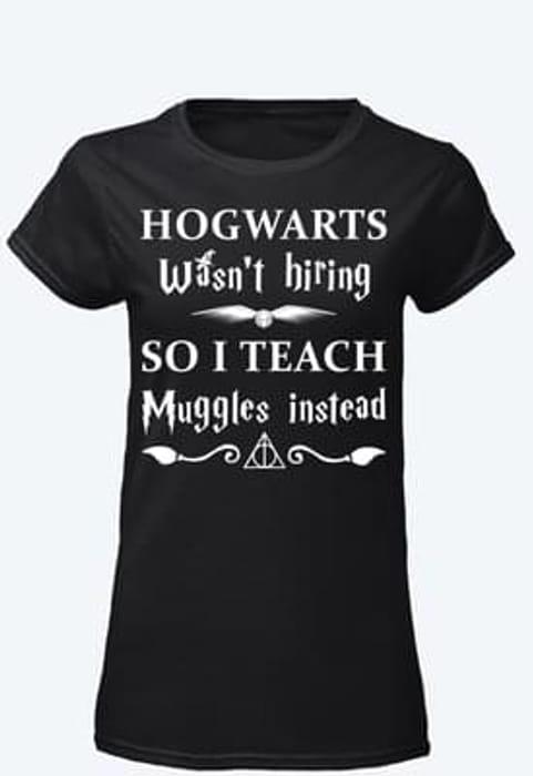 Harry Potter Teacher t shirt