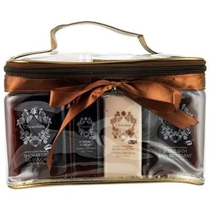Chocolate Bath Gift Set (Lowest Ever Price)