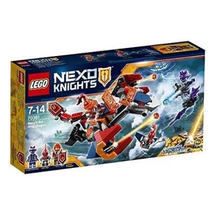 LEGO Nexo Knights Price Drop