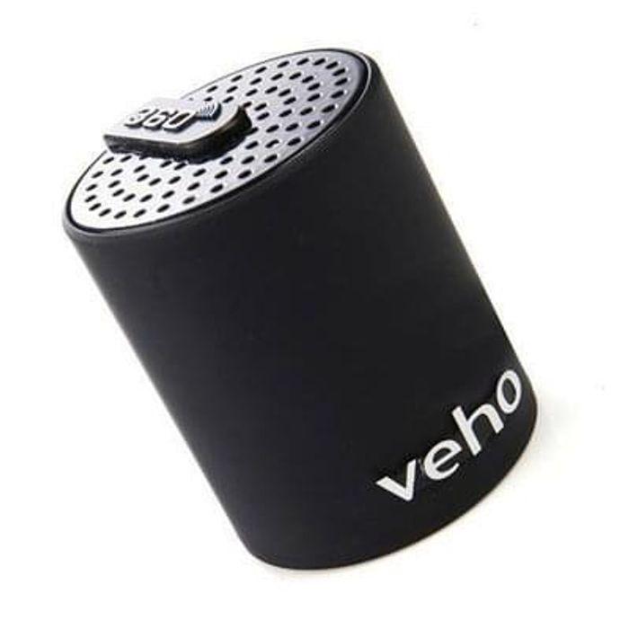 Veho Portable M 3 360 Bluetooth Speaker For Portable Devices