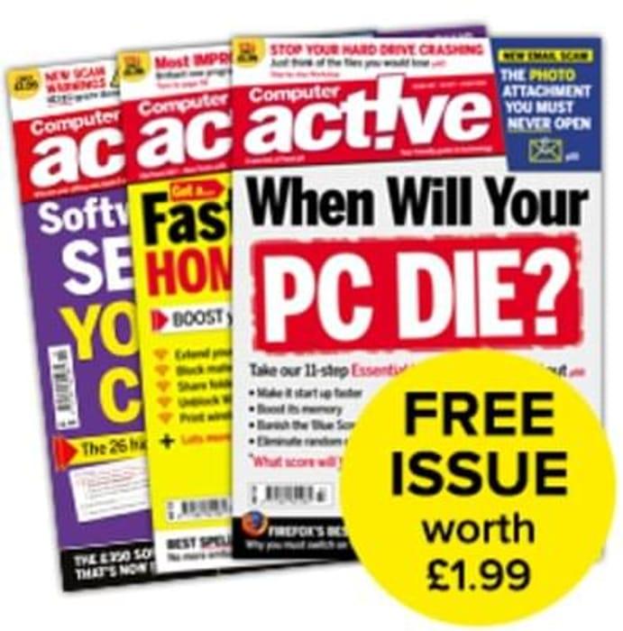 Free computer magazine