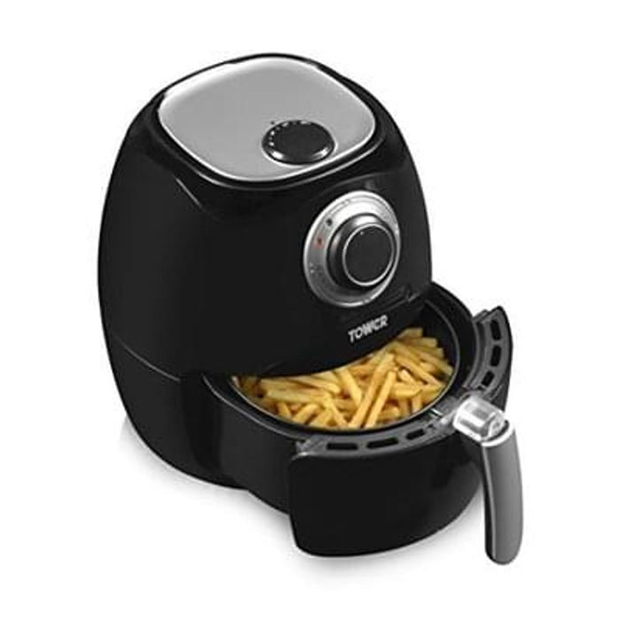 Amazon Deal of the Day - Tower Health T17005 Oil Free Rapid Air Fryer