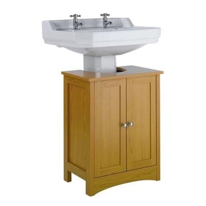 Tremendous Home Tongue And Groove Under Sink Storage Unit Pine Effect Interior Design Ideas Apansoteloinfo