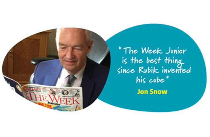 6 issues of The Week Junior for free!