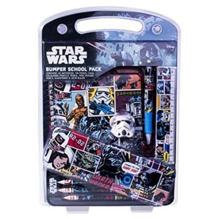 Star Wars Comic Bumper School Pack