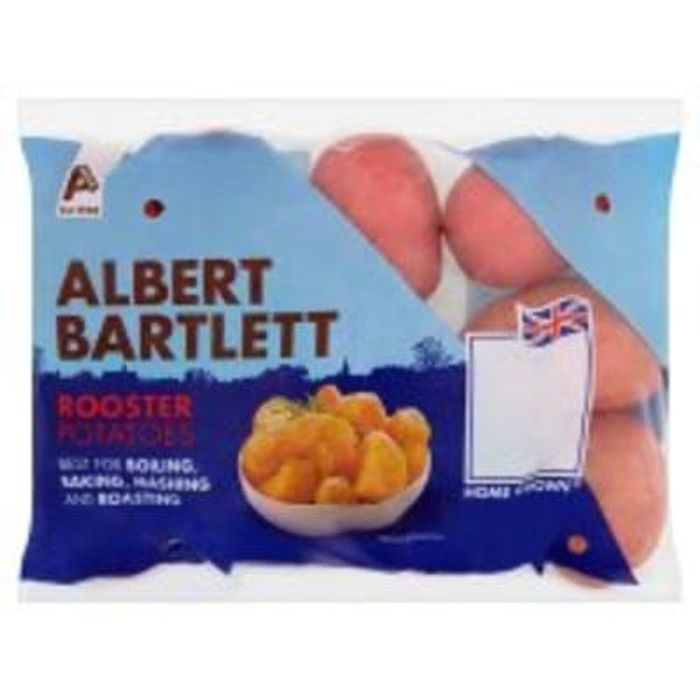 Albert Bartlett Rooster potatoes (2kg) *HALF PRICE*