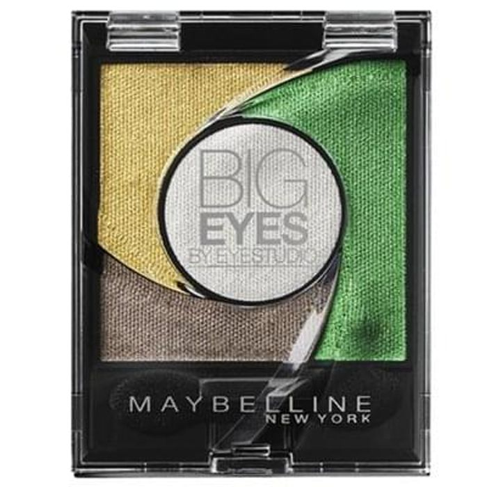 Maybelline Eyestudio Big Eyes Eye Shadows - Free UK Delivery