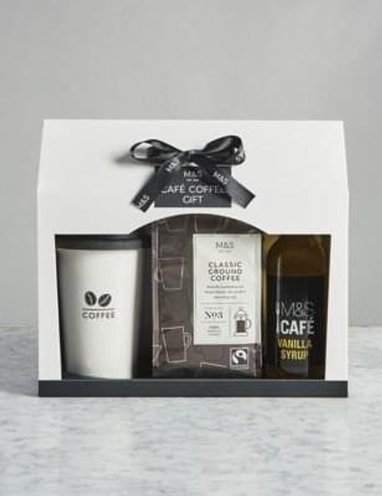 Marks and Spencer's - Cafe Coffee Gift