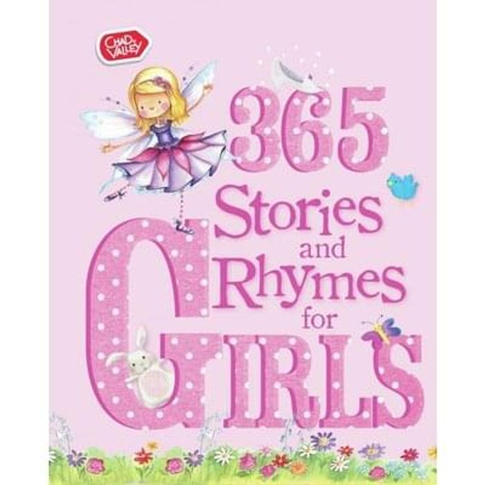 Chad Valley 365 Stories and Rhymes for Girls Book