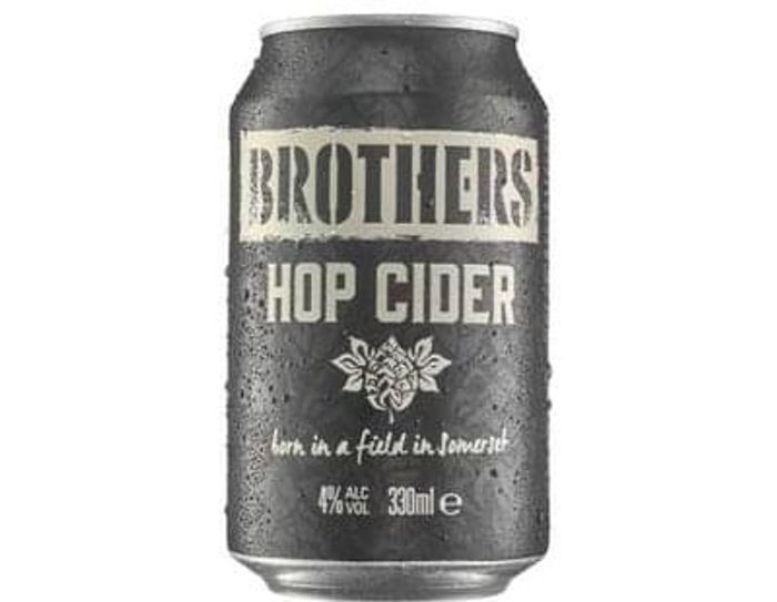 Free Brothers Hop Cider 300ml from Morrisons