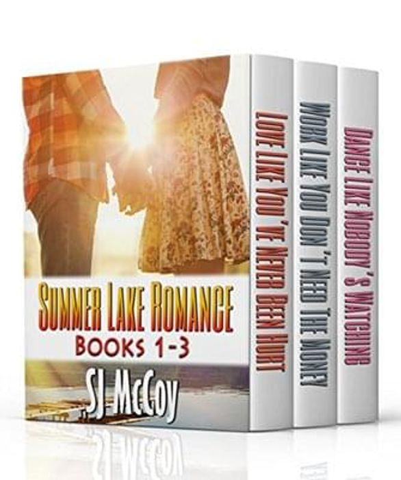 Summer Lake Romance ebooks 1-3