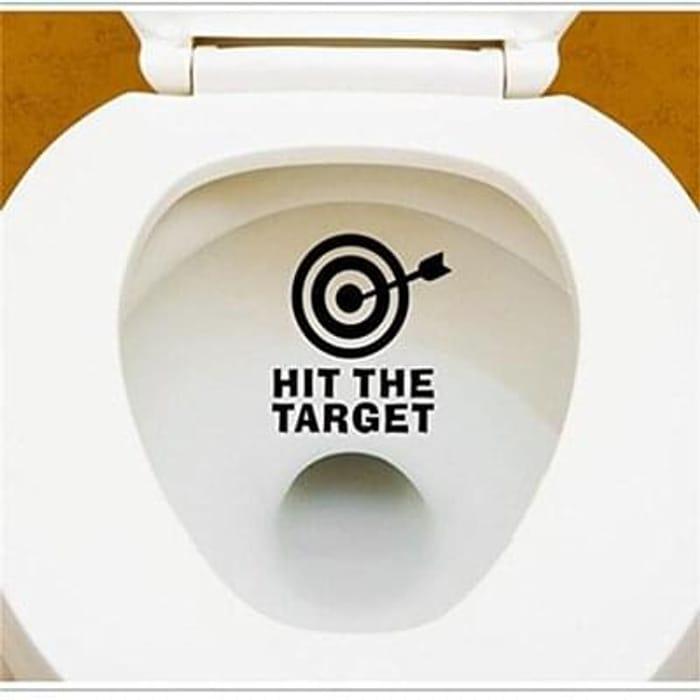 Decorie DIY Arrow & Target Design Wall Sticker