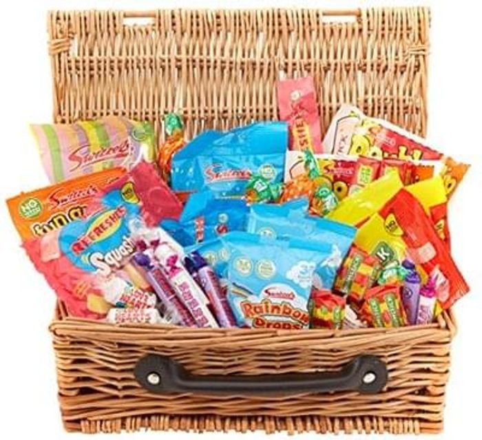 Swizzels Retro Sweet Hamper Save £2.50 Free Delivery