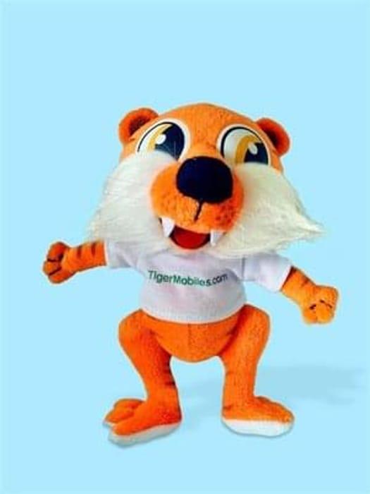 Free Tiger Toy