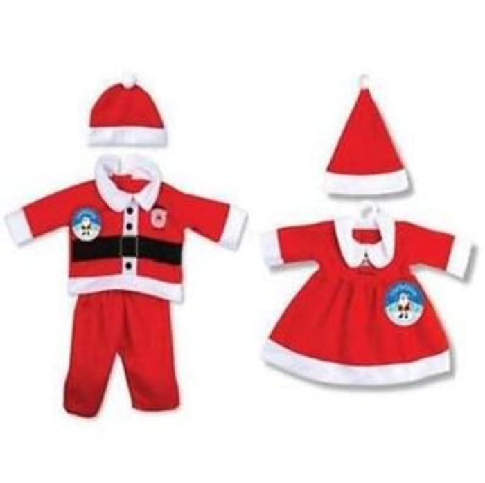 Toddler Christmas Outfit