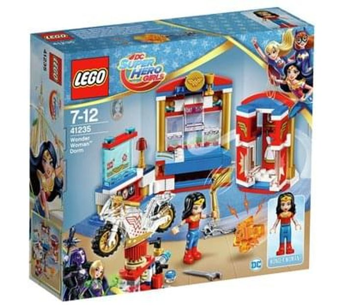 HALF PRICE LEGO - DC Super Hero Girls at Argos