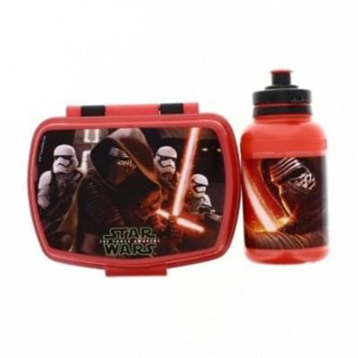 Star Wars Bottle & Lunch Box Set