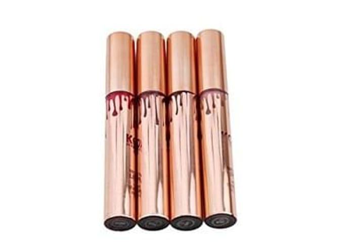Peckexp 4 Colors Matt Lip Gloss Lipstick at Amazon