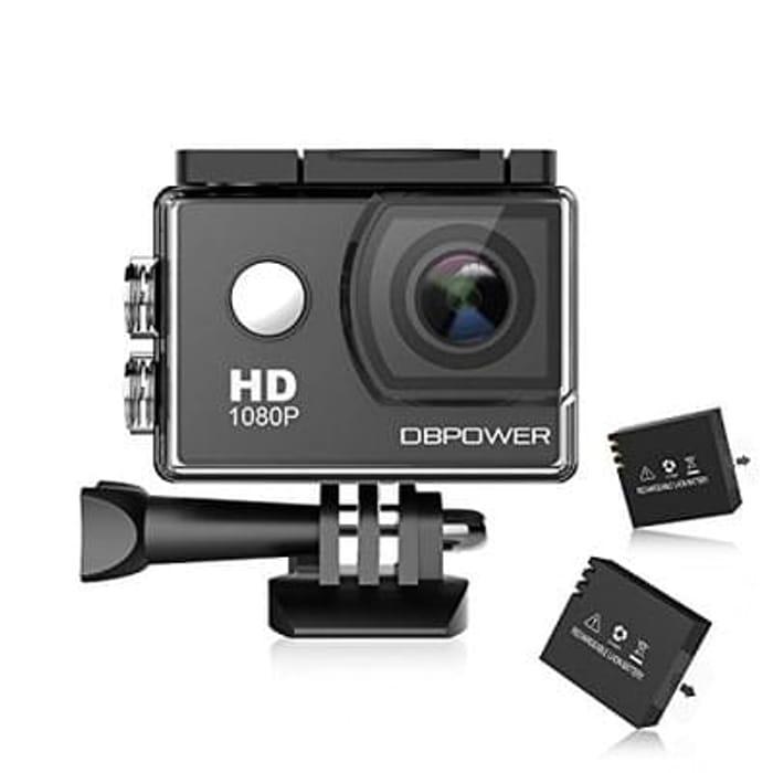 GoPro Alternative Camera for £29.99!