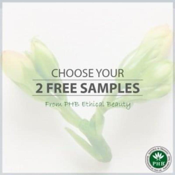 2 free samples
