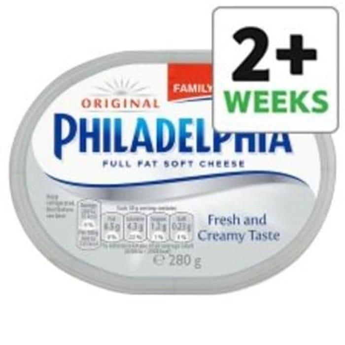 Philadelphia Original Soft Cheese 280 G
