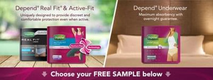 Free depend sample