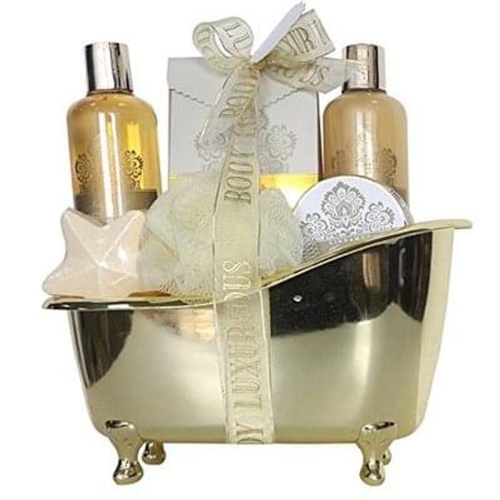 Luxury Bath Gift Set Price Drop 70%