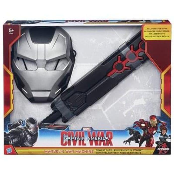 Captain America: Civil War Marvel's War Machine Combat Pack