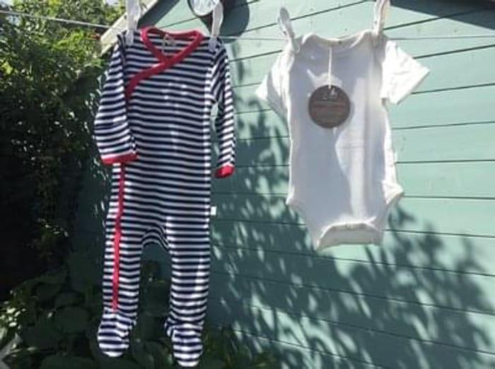 Half Price Bamboo Babywear Taster Set
