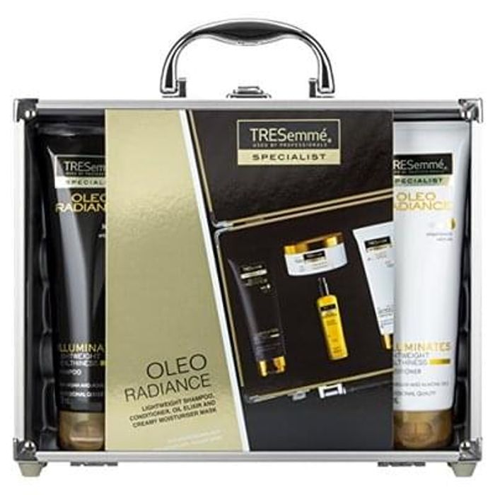 TRESemme Oleo Radiance Collection Case Gift Set £12 amazon