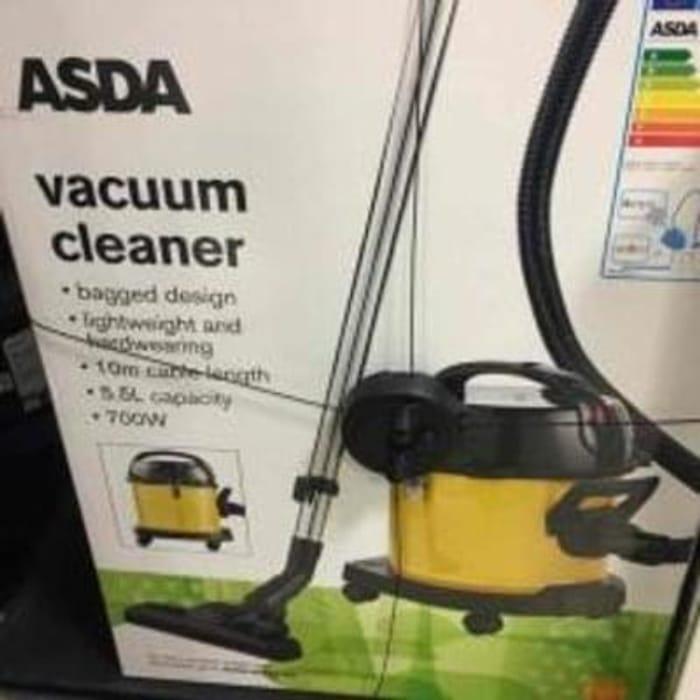 Asda Vacuum cleaner - £4.50 instore at ASDA - Havant