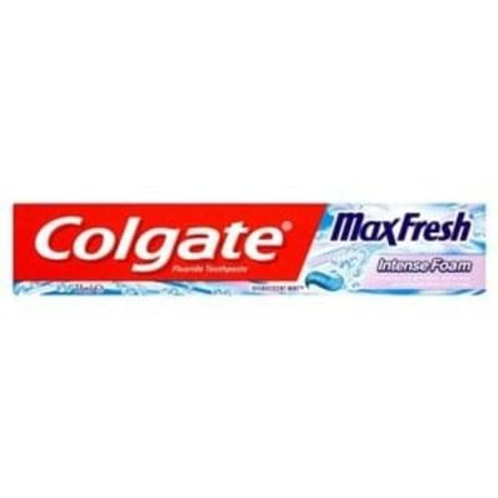 Colgate Max Intense Foam Toothpaste 75Ml