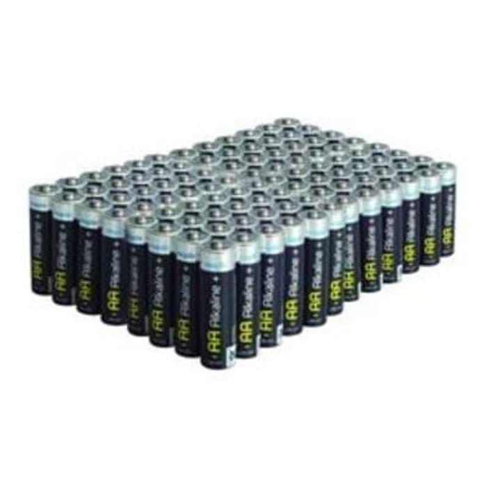 50% off Maplin AA/AAA Batteries - 24/40/100 Packs