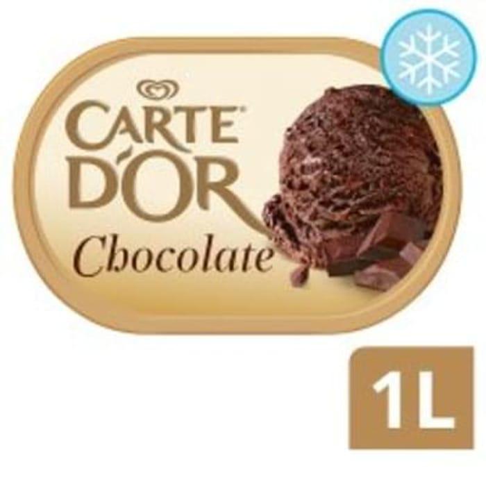Carte d'Or Ice Creams : Yumm!